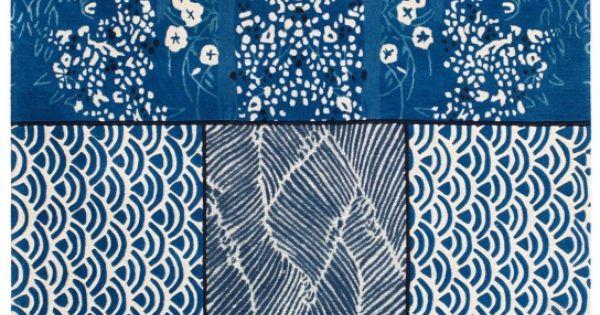 Tapis bleu accueil marques toulemonde bochart tapis osaka bleu d co int rieur bleu - Tapijt toulemonde bochar t balances ...