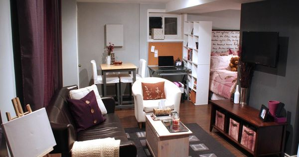 How To Decorate A Studio Apartment For Cheap Ideas
