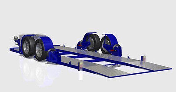 airbag car trailer plans