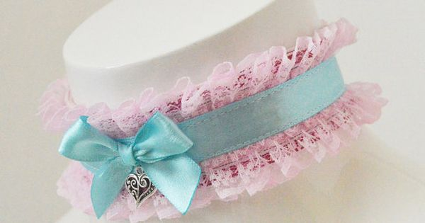 Pink D Ring Collar