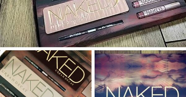 Naked Vault by Urban Decay Christmas 2014