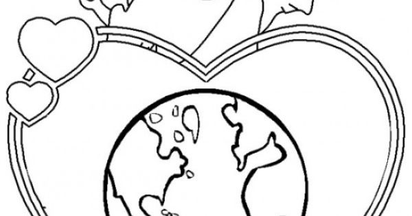 God so loved the world that he gave his one and only son for For god so loved the world coloring page