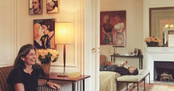Marc Jacobs Paris Apartment W Magazine Paris Apartments Apartments And Living Room Art
