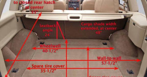 Jeep Grand Cherokee Rear Cargo Shelf Google Search Jeep Grand Jeep Wj Jeep