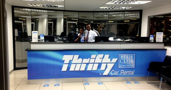 Cheap Car Rentals From Johannesburg Airport Thrifty Car Rental