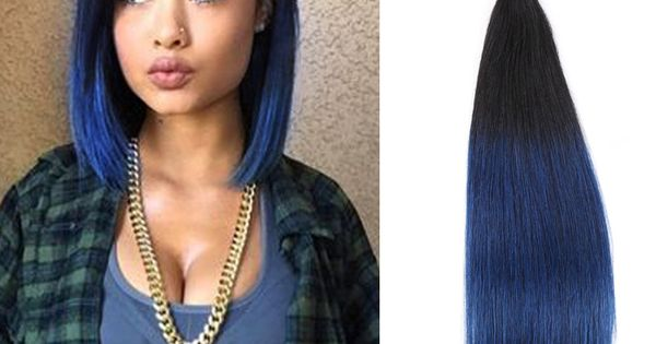 21 Hairstyles And Hair Trends To Try In 2017 Ombre Weave