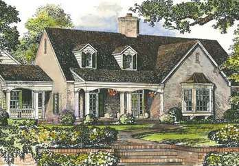 Sterett Springs John Tee Architect Southern Living House Plans Cottage House Plans Southern House Plans Southern Living House Plans