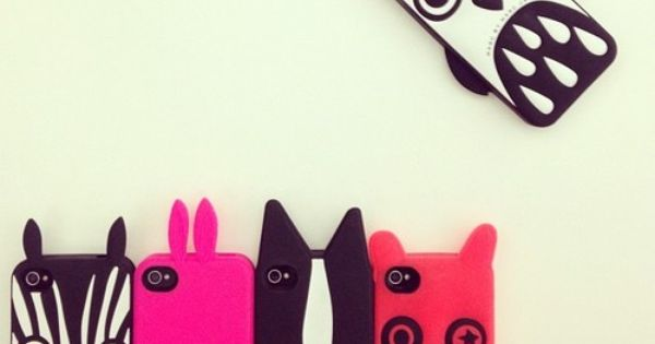 Marc by Marc Jacobs iPhone Cases - Julio, Katie Bunny, Shorty, Pickles,