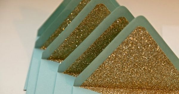 20 DIY Glitter Wedding Theme Ideas & Inspiration | Confetti Daydreams