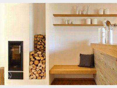 Wie wär#s mit einer gemütlichen Sitzecke direkt neben dem Kamin im - wohnzimmer gemutlich kamin