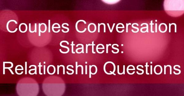 Dating conversation starter questions good