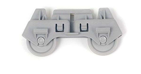 8268713 Whirlpool Dishwasher Rack Roller Wheel Assembly Whirlpool Oem Part 8268713 All Our Parts Are Factory A Whirlpool Dishwasher Dishwasher Racks Whirlpool