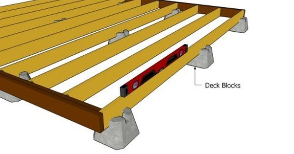 Pin By Jan Fox On Diy Outdoor Projects Building A Floating Deck
