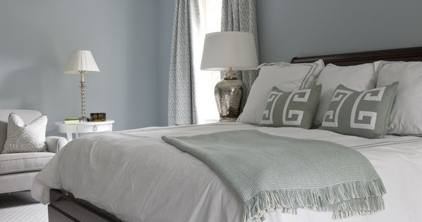 Master Bedrooms Benjamin Moore And Interiors On Pinterest