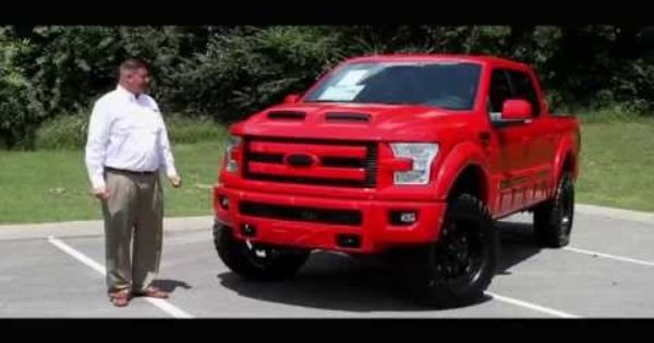 2016 Ford F150 Ftx Edition By Tuscany Exterior And Interior