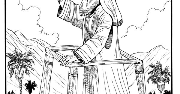 Lds Coloring Pages King Benjamin