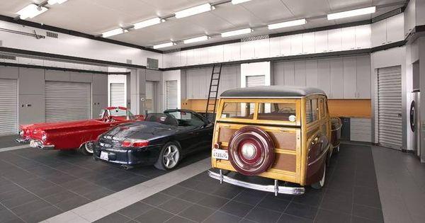 Garage pinterest ciencia y for Garage ad le pin