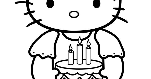 hello kitty coloring pages nurse - photo#17