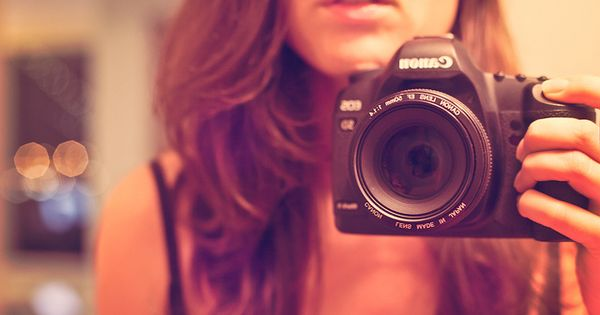 Photography - Self Portrait