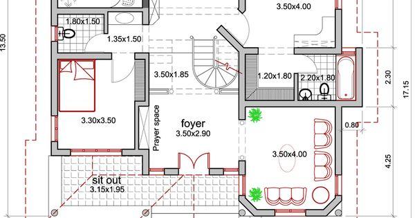 elevation sq ft kerala home design architecture house plans kerala style single floor house plan. Black Bedroom Furniture Sets. Home Design Ideas