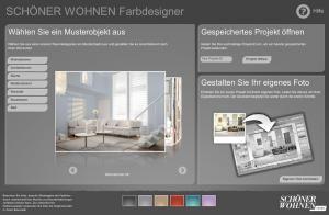 So Funktioniert Der Schoner Wohnen Farbdesigner Schoner Wohnen Schoner Wohnen Farbe Schoner Wohnen Wandfarbe