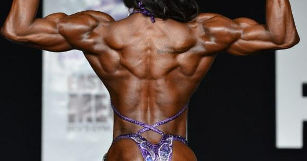 Shanique Grant- 2016 New York Pro | Female Physique