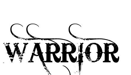 Warrior Writing Font Google Search Forearm Tattoos Love Scriptures Heart Tattoo