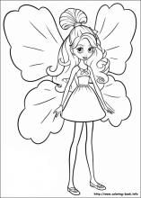 Barbie Thumbelina Coloring Pages On Coloring Book Info Cartoon Coloring Pages Barbie Coloring Pages Fairy Coloring Pages