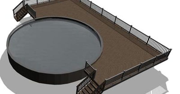 Above Ground Pool Deck Designs image of pictures above ground pool deck Above Ground Pool Deck Designs Enhance The Beauty Of Your Home Pool Deck