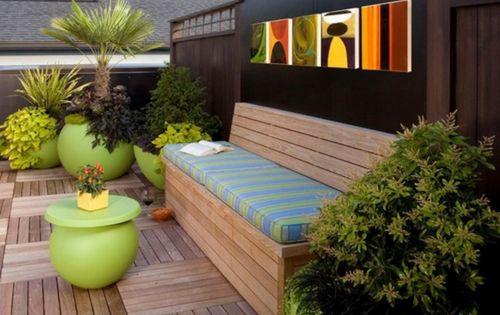 gartenbank selber bauen erstaunliche vorschl ge f r den au enbereich deko pinterest. Black Bedroom Furniture Sets. Home Design Ideas