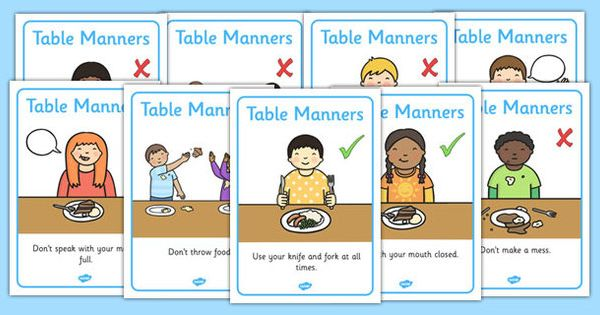 Table Manners Rules Display Posters Table Manners Rules  : 4ab60942289244258d92f09c851b477f from www.pinterest.com size 600 x 315 jpeg 42kB