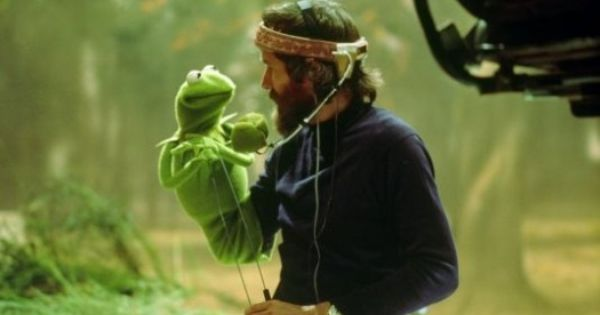 Jim Henson and Kermit Muppets, Jim Henson, Henson, hero, childhood, artist, puppet,
