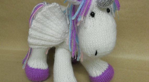 Unicorn Jumper Knitting Pattern : The pegacorn an enchanting cross between a unicorn and