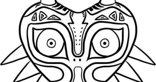Majoras wrath coloring pages ~ http://images4.fanpop.com/image/photos/19700000/how-to ...