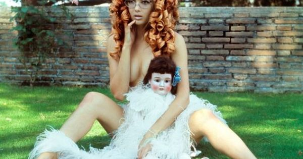 naked pamela tiffin baby doll on grass,famous, celebrity ...