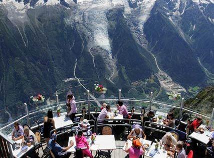 Chamonix MontBlanc, France