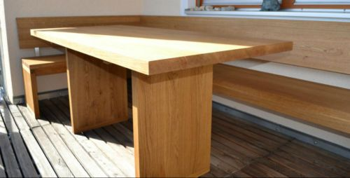 Eckbank Eiche Massiv Modern Im Stil Vom Holz Sigi Aus Amberg In
