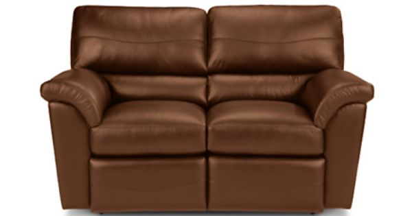 Cantina Lazy Boy Leather Loveseat Recliner Love Seat Power