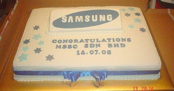 Samsung Logo Cake Cake Logo Samsung Logo Samsung