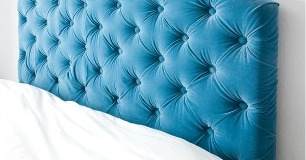 DIY Tufted head board