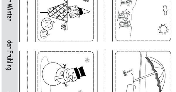 spring printouts german german for kids german worksheets for children. Black Bedroom Furniture Sets. Home Design Ideas