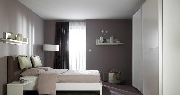 exemple d co chambre adulte cosy d co chambre adulte chambre adulte et exemple. Black Bedroom Furniture Sets. Home Design Ideas