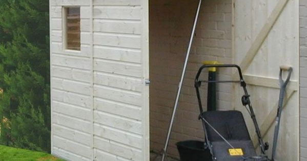 Lean to shed diy carport ideas carport diy they are flimsy for Limited space storage solutions