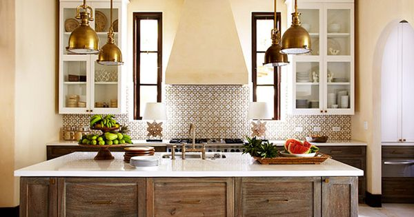 Spanish Kitchen In Costa Rica By Beth Webb Features Ann