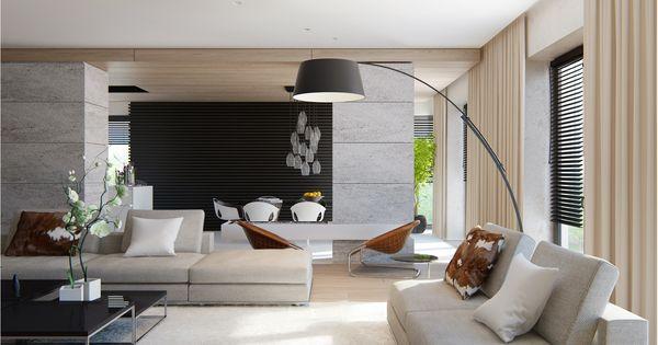 Dise o salon moderno minimalista salones pinterest - Salones modernos minimalistas ...