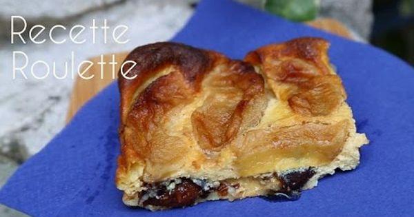 Flan aux pommes et aux pruneaux recette les pruneaux - Cuisiner les pruneaux ...