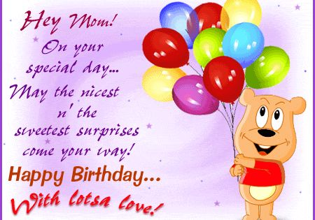 Mother Birthday Wishes From Her Daughter Daughter Happy 44 Birthday Wishes