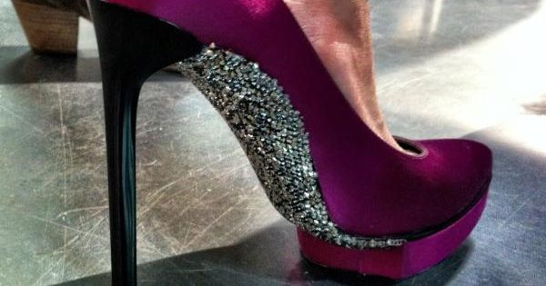 Lanvin; glitter bottom pumps - I'm totally adding glitter to the bottom
