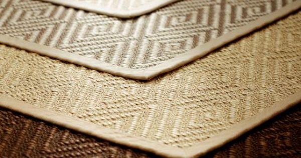 stark concepts custom diamond sisal rug natural