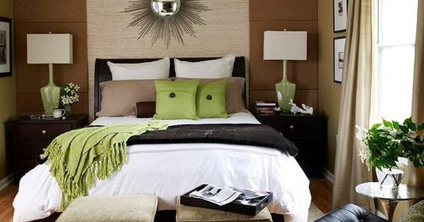 Master bedroom color scheme idea